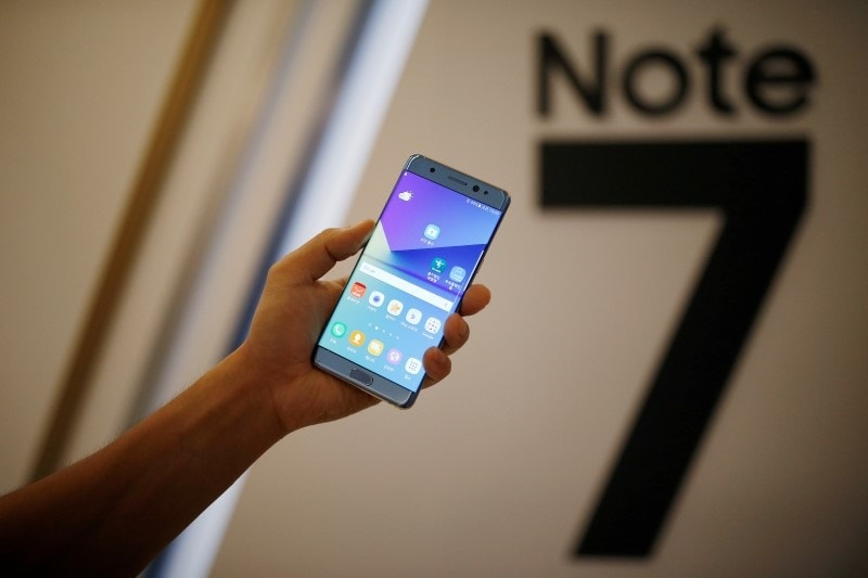 Samsung Galaxy Note 7 Production Schedule Adjusted to 'Ensure Quality and Safety'