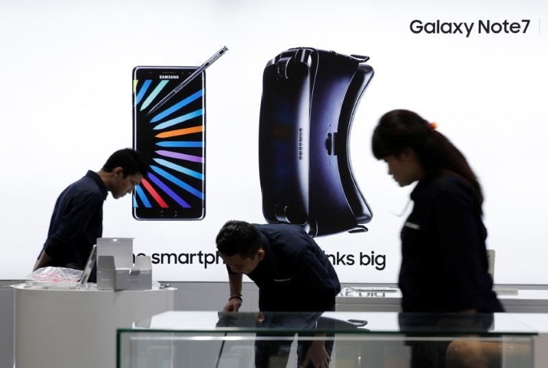 Samsung to Face Class Action Lawsuit in South Korea Over Galaxy Note 7