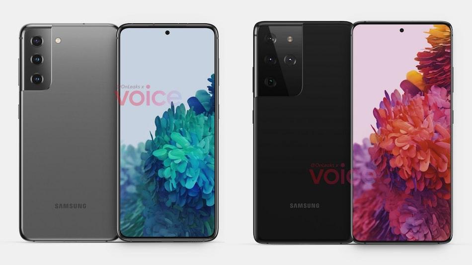 Samsung Galaxy S21 और Galaxy S21 Ultra के कथित रेंडर्स आए सामने, कैमरा व डिज़ाइन की मिली झलक