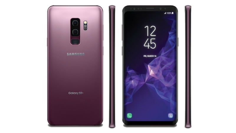 Samsung Galaxy S9, Galaxy S9+ Spotted in Lilac Purple Variant; Camera Sensor Details Leaked