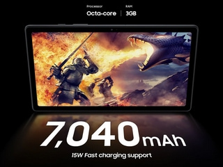 Samsung Galaxy Tab A7 Wi-Fi Variant Available for Pre-Order on Amazon, Will Go on Sale Starting October 12