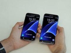 Compare Samsung Galaxy S7 Edge vs Gionee Marathon M5 Mini vs