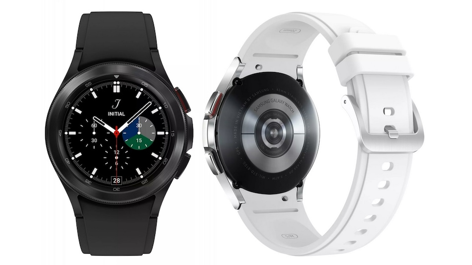 Samsung Galaxy Watch 4 Classic Renders Surface Hinting at Specifications, May Allow Both Google Assistant and Bixby