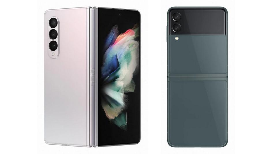 Samsung Galaxy Z Fold 3, Galaxy Z Flip 3 Full Specifications, Renders Leak Ahead of Launch