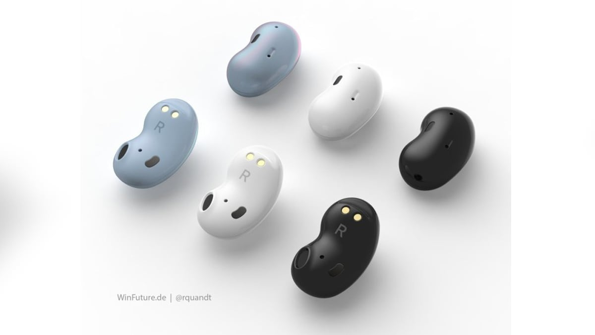 Samsung Galaxy Buds Bean Earbuds Rumoured, Said to Feature Active Noise Cancellation: Reports