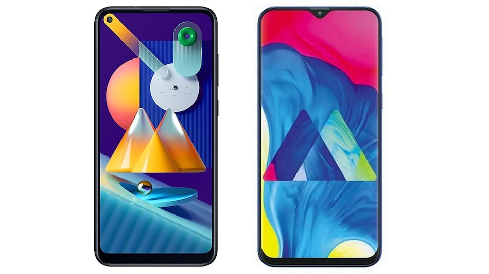Samsung Galaxy M11 vs Samsung Galaxy M10: What's the Difference?