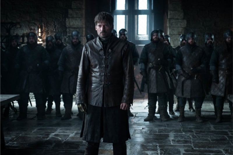 Game of Thrones season 8 episode 2 (12) Nikolaj Coster-Waldau Game of Thrones season 8 episode 2