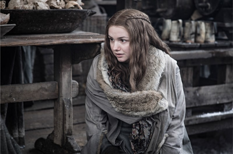 Game of Thrones season 8 episode 2 (3) Hannah Murray Gilly Game of Thrones season 8 episode 2