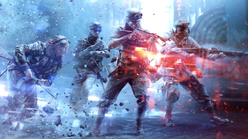 Battlefield V Firestorm Battle Royale Mode Won't Go Free-to-Play 'At the Moment': EA