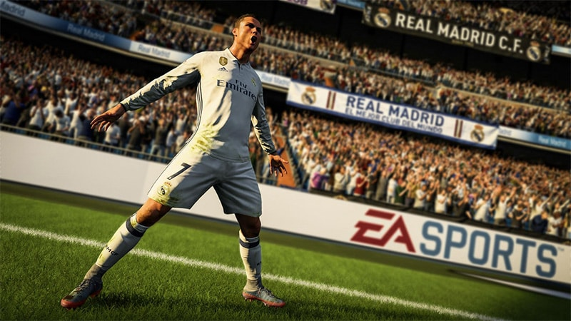No gameplay sliders in Federation Internationale de Football Association  18