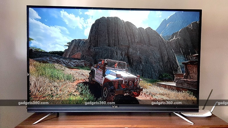 Vu 55SU138 4K UHD Android TV Review | NDTV Gadgets360 com
