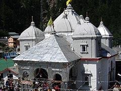 Gangotri Shrine To Close On Monday For 6 Months
