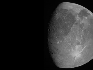 Hubble Telescope Finds First Evidence of Water Vapour on Jupiter's Moon Ganymede