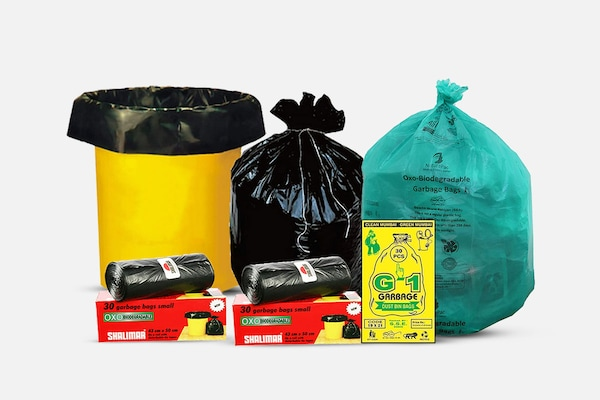 Good Quality Garbage Bags For Easy Disposals