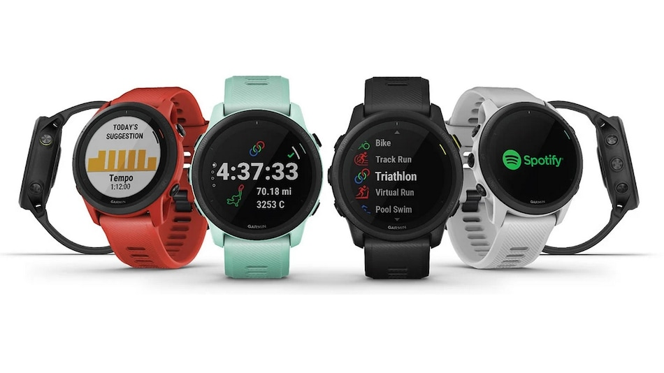 Garmin Forerunner 745 Smartwatch With Up to 7-Day Battery Life, Blood Oxygen Sensor Launched