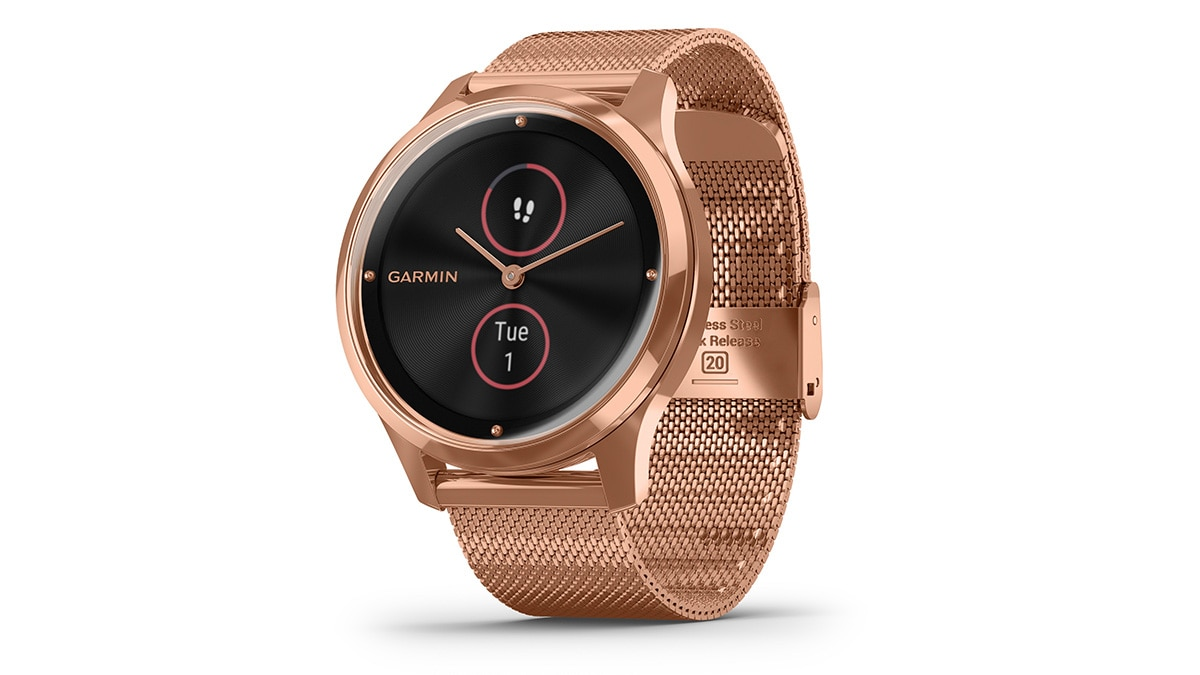 Garmin Launches New Range of Vivomove Hybrid Smartwatches in India, With GPS, Health Tracking