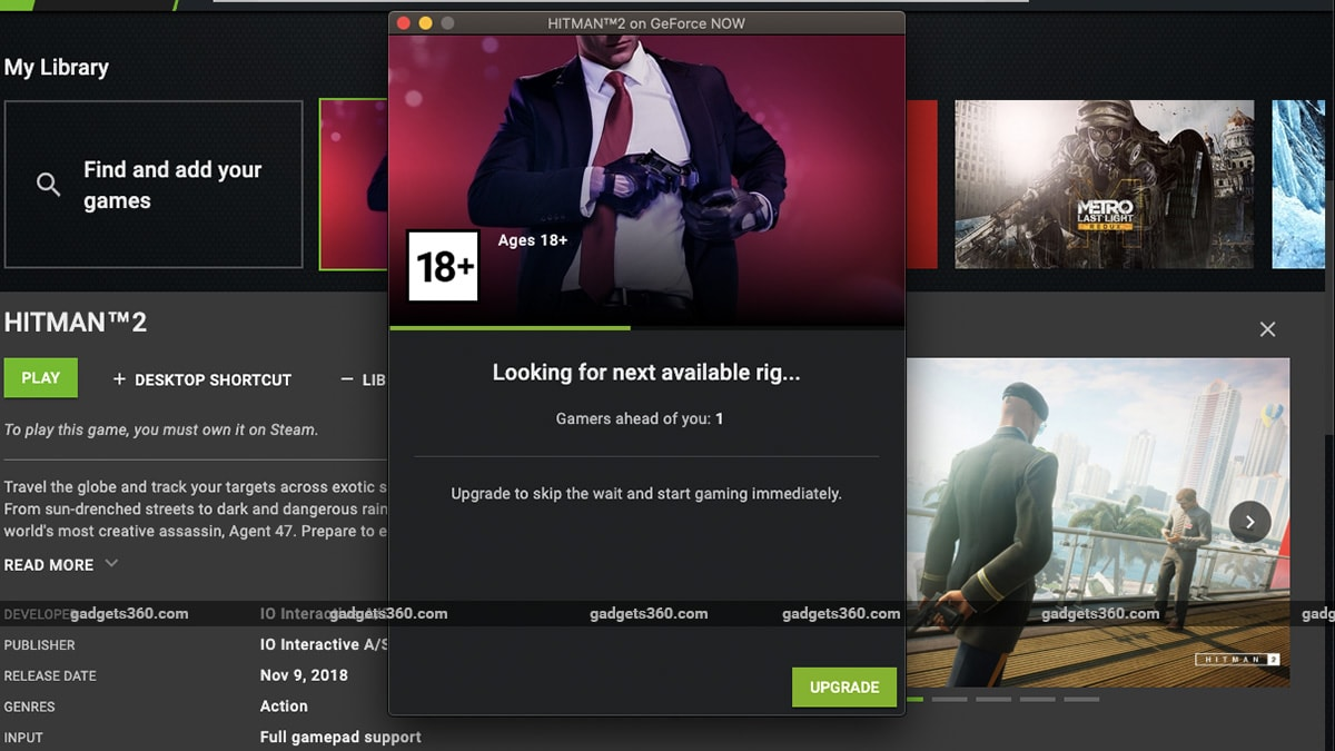 Geforce now nvidia launch MAc geforce  now