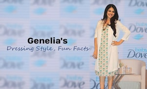Steal Tips from Genelia's Dressing Style, Lets Decode Her Casual Look