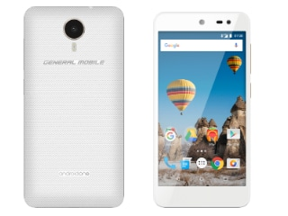General Mobile GM 5 Android One Smartphone With Android 7.0 Nougat Launched