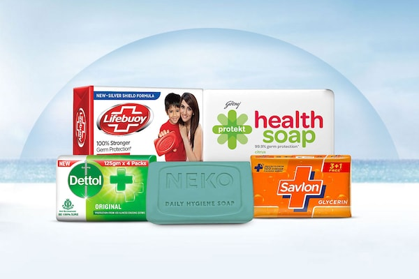 Best Germ Protection Soap Bars For A Thorough Bath