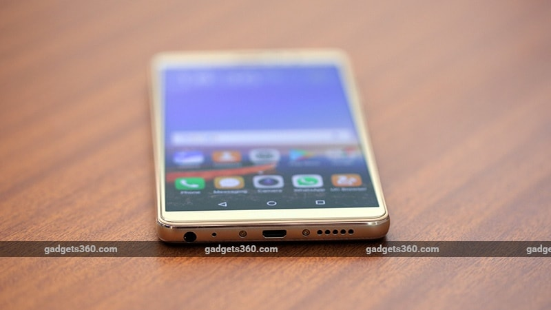 Gionee M7 Power Ports NDTV Gionee M7 Power Review
