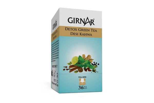 Best Herbal teas, Girnar Kahwa Bags