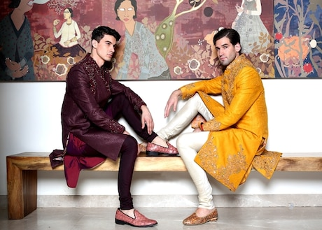 Ashish N Soni Indo Western Jacket Collection: Glam Up Your Ethnic Game