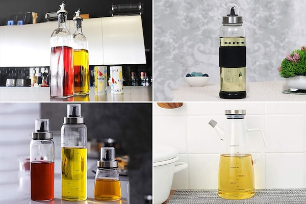 Best Glass Oil Dispensers For Ease Of Use