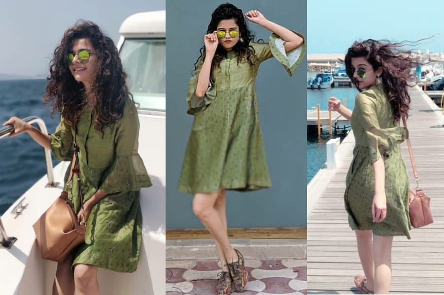 Go Minimal and Chic With Mithila