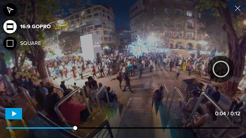 GoPro Fusion app Overcapture ndtv GoPro Fusion Fusion