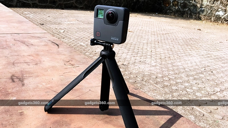 GoPro Fusion 360-Degree Camera Launched in India: Price, Specifications, Features