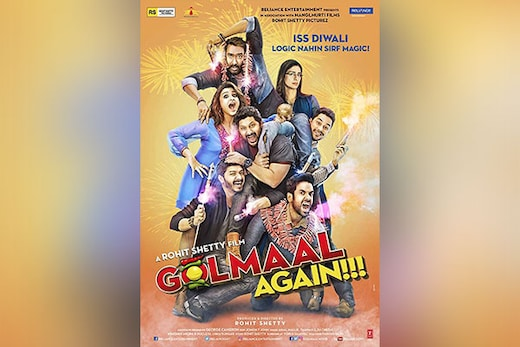 Golmaal Again Movie Ticket Booking Offers, Release Date, Trailer, Songs, Cast and More