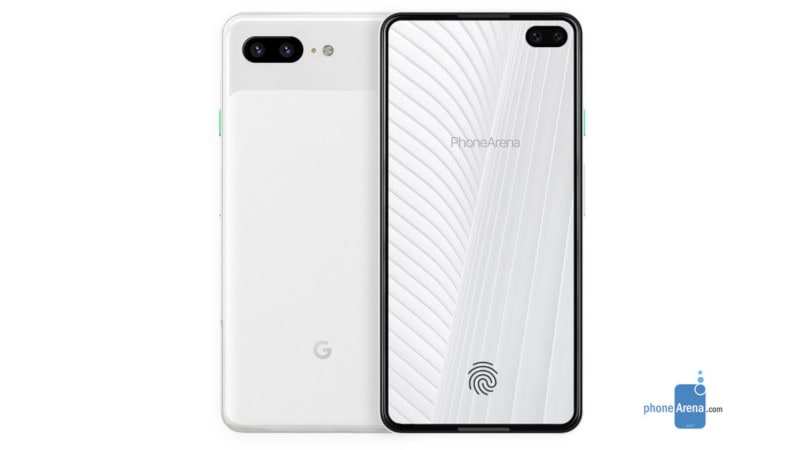 Google Pixel 4 XL leak phone arena Google Pixel 4 XL