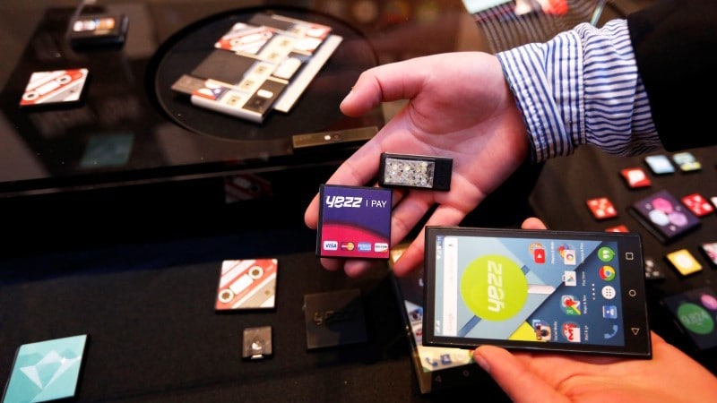 Google Said to Shelve Plan for Project Ara Modular Phones