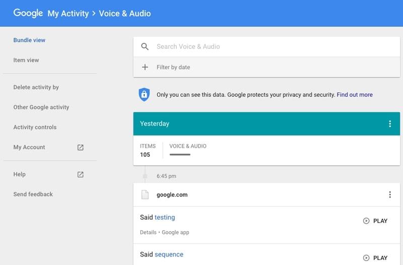 gebruik Google Voice voor dating