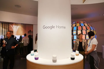 Google Opens Its First Real-World Shop; a Temporary Storefront in New York