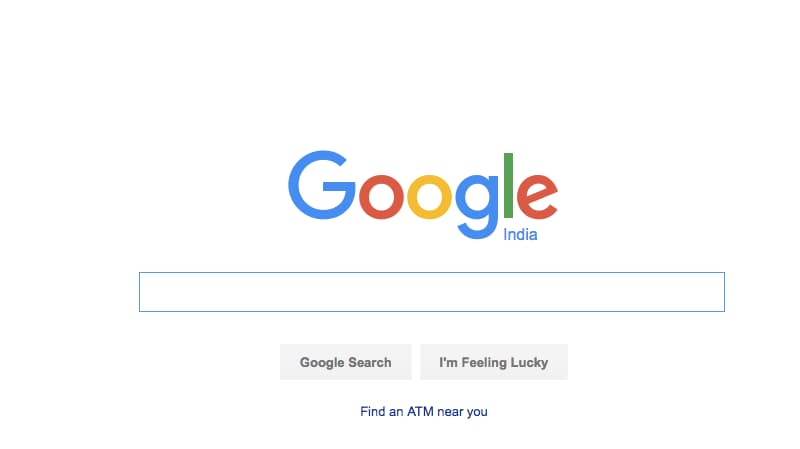 Google Search Will Help Find an ATM Near You Amid Cash Crunch