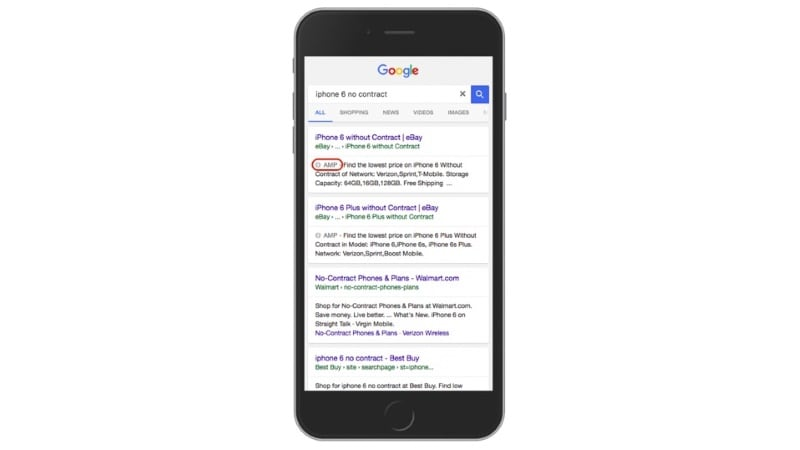 Google Begins India Rollout of Accelerated Mobile Pages for Mobile Search Results