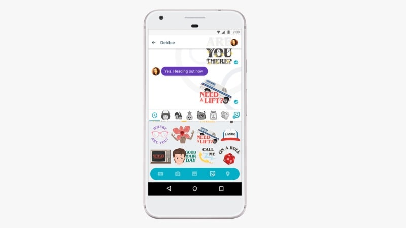 Google Allo Gets Netflix's Stranger Things Sticker Pack for Halloween