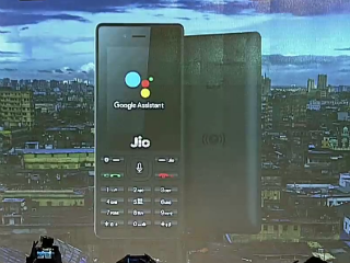 Jio Phone में आया गूगल असिस्टेंट का स्पेशल एडिशन