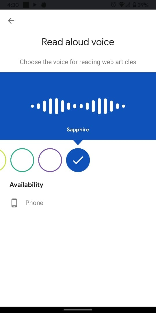 Google Assistant Voice Google Assistant