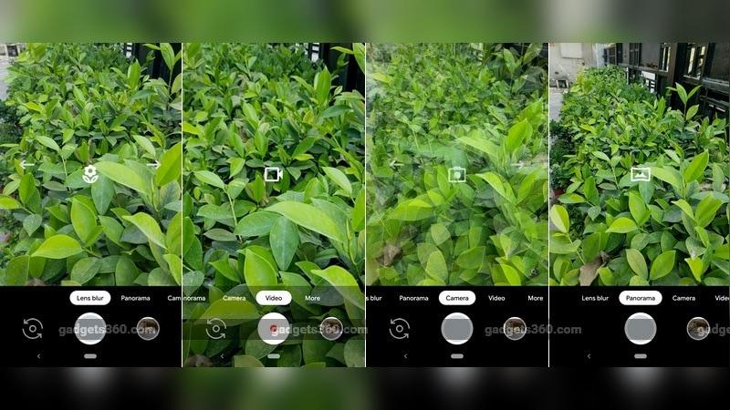 Google Camera App Gets Dark Mode Support, Transition Effects