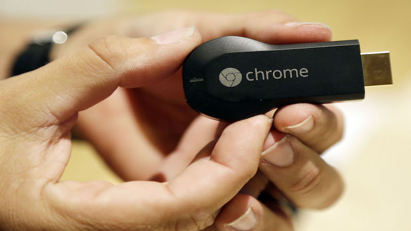 Amazon to Recommence Sales of Google Chromecast and Apple TV
