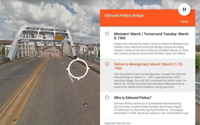 Google Brings Interactive Display to African American History Museum