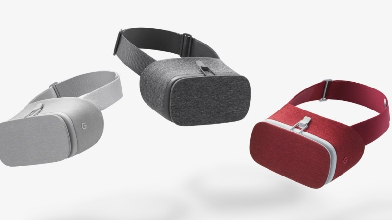 Google Daydream View VR Headset to Hit Stores on November 10