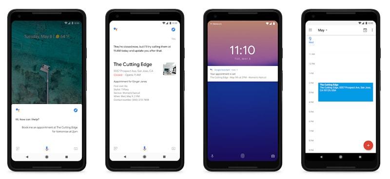 Google Duplex: Understanding the Core Technology Behind Assistant's Phone Calls