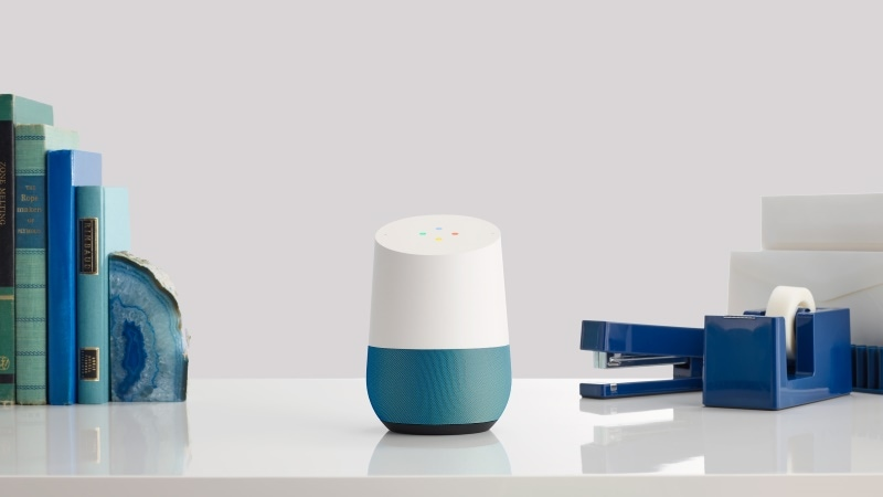 Google Home Can Now Recognise Up to 6 Different Voices