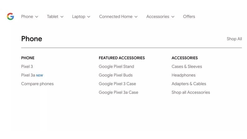 Pixel 3a, Pixel 3a XL Specifications Revealed by Google; Pixel 3a Name Confirmed