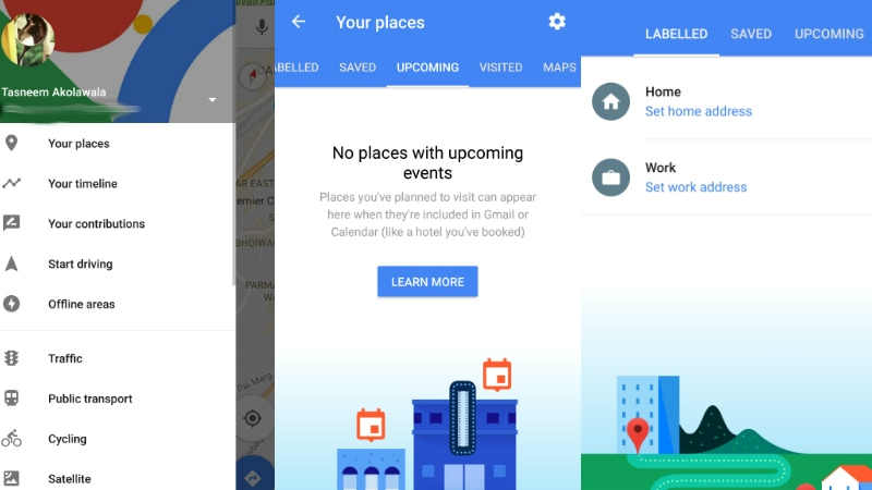 Google Maps for Android Update Brings Calendar Integration, Shows Upcoming Events
