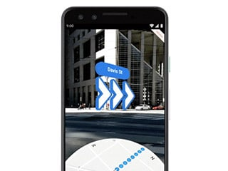 Google Maps Augmented Reality Walking Directions Now Rolling Out to Pixel Phones Globally
